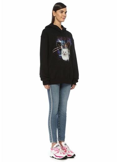 MSGM Sweatshirt Siyah